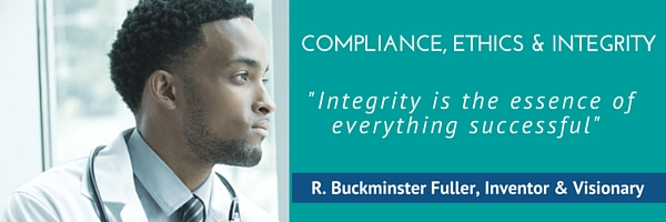 compliance, ethic and integrity