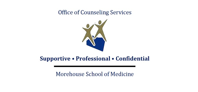 Morehouse School of Medicine Office of Counseling Services