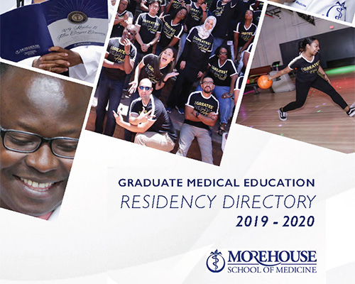 Resident Directory 2019-2020