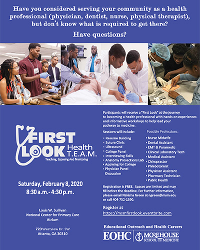 5th Annual First Look Flyer