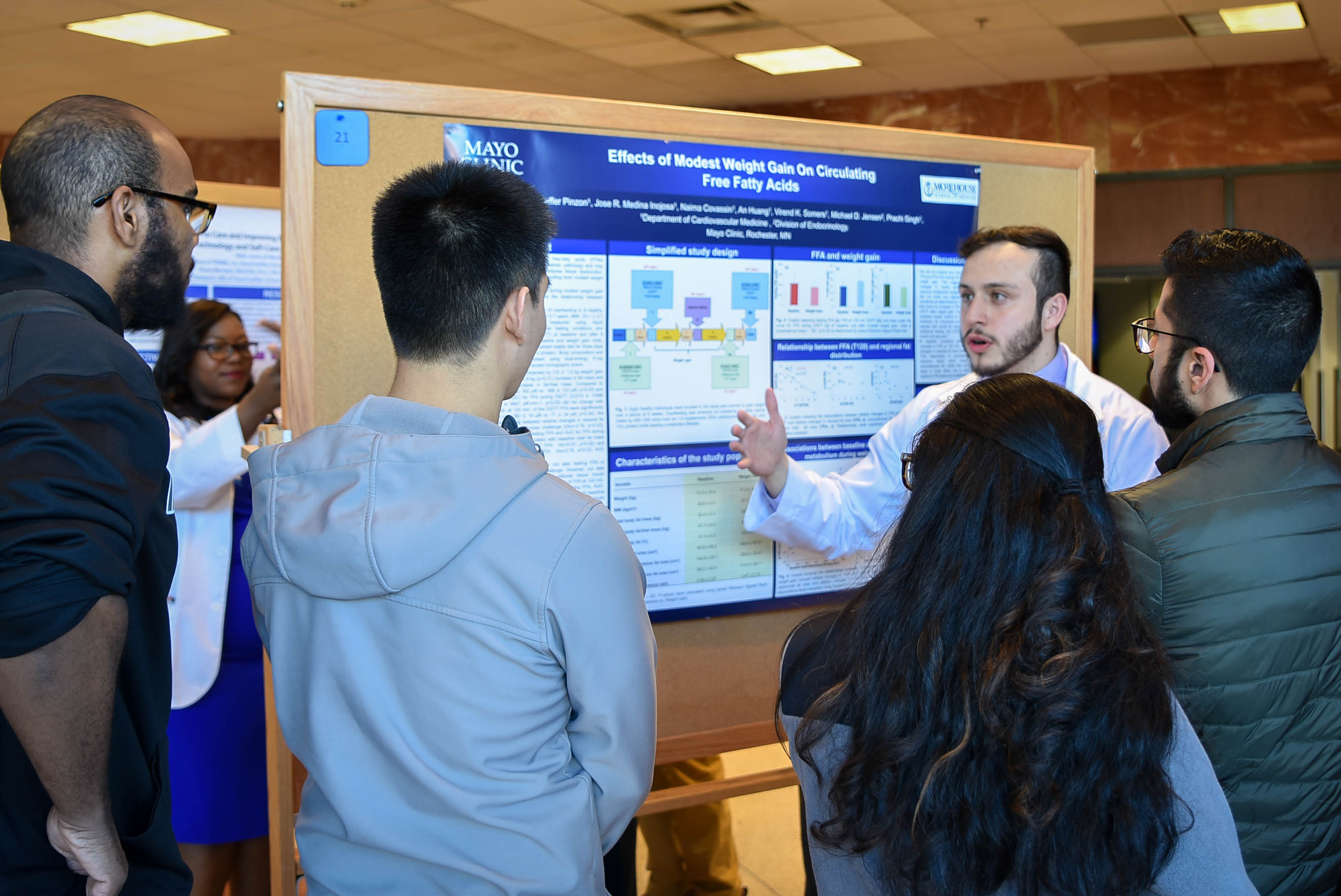 Students Statewide Showcase Research at 31st Annual Dr. Curtis L. Parker Student Research Symposium
