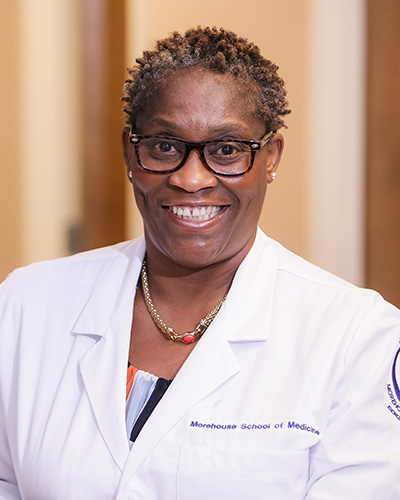 Folashade Omole, MD Wins Georgia Academy of Family Physicians Community & Volunteer Services Award