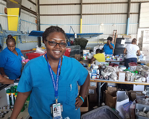 MSM Doctor Returns Home to Bahamas to Help After Hurricane Dorian Destroys Caribbean Nation
