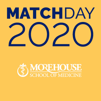 Morehouse School of Medicine Students Light Up Match Day