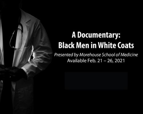A Documentary: Black Men in White Coats