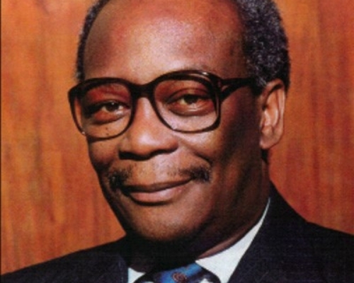 We Mourn the Passing of MSM's 2nd President, Dr. James Goodman