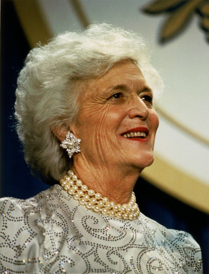 Dr. Montgomery Rice Reflects on Life and Impact of Barbara Bush