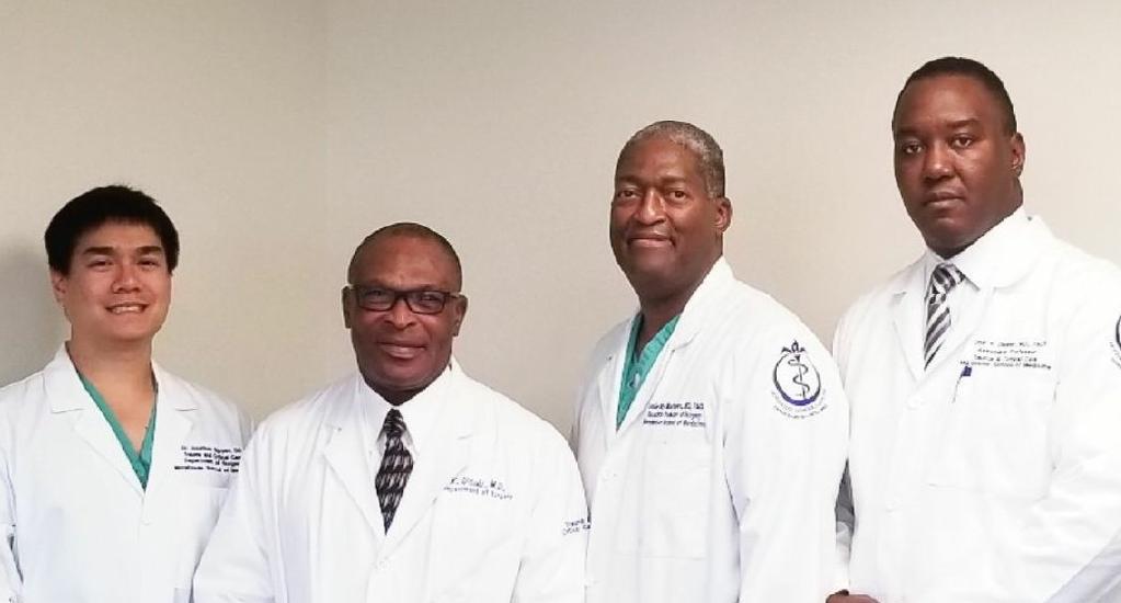 AJC Reports: MSM Trauma Team Rewrites Medical History