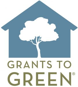 Grants to Green logo