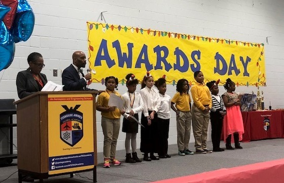 Nearly 30 Bikes Donated by MSM to High-Achieving Students at Tuskegee Airmen Global Academy