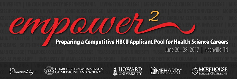 HBCUs Imperative in Providing Health Sciences Graduates Critical to Future of Nation's Health and Wellness