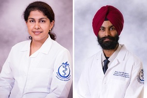 First Two Cardiovascular Fellows Welcomed as New Program is Launched