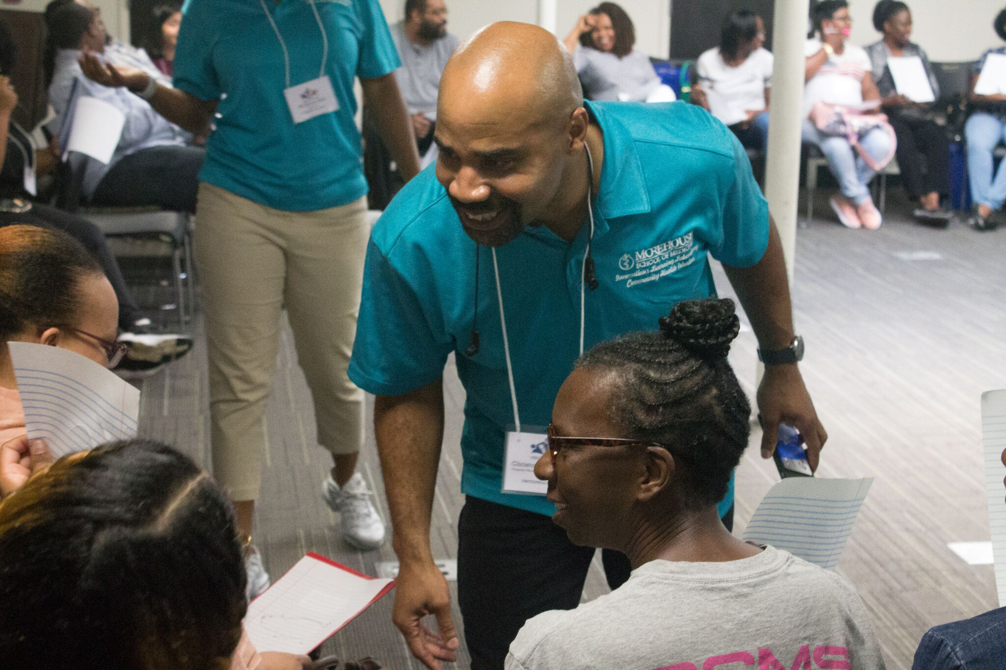 Morehouse School of Medicine Launches Annual  High School Community Health Worker Training Program