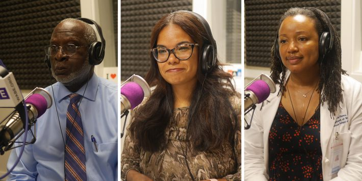 Reconciling Racial Distrust in Clinical Research on WABE 90.1 FM