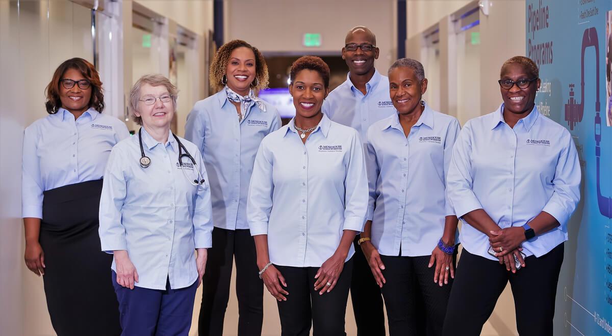 Physician Assistant Studies program team
