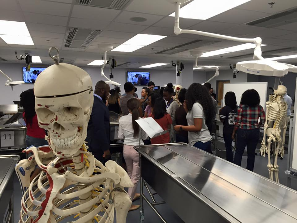 Gross Anatomy Lab Goes From \'Suboptimal\' to State-of-the-Art