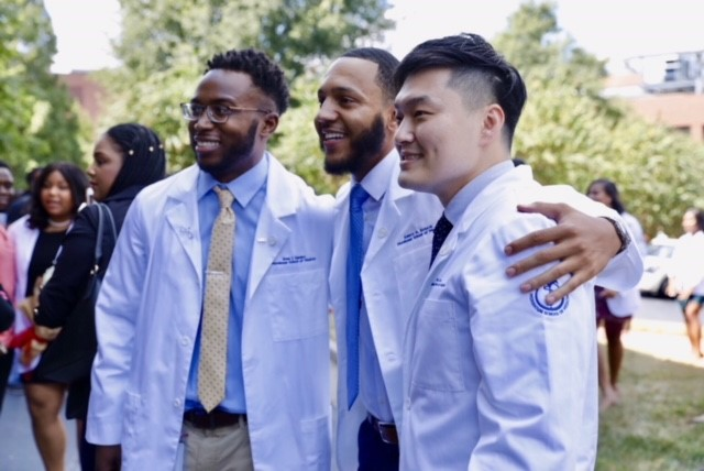 165 Future Health Leaders Begin Their Journey at Morehouse School of Medicine