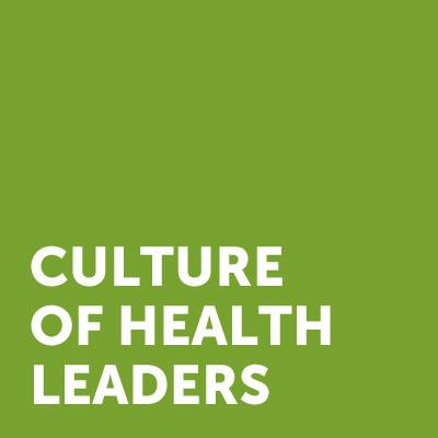 Culture of Health Leaders
