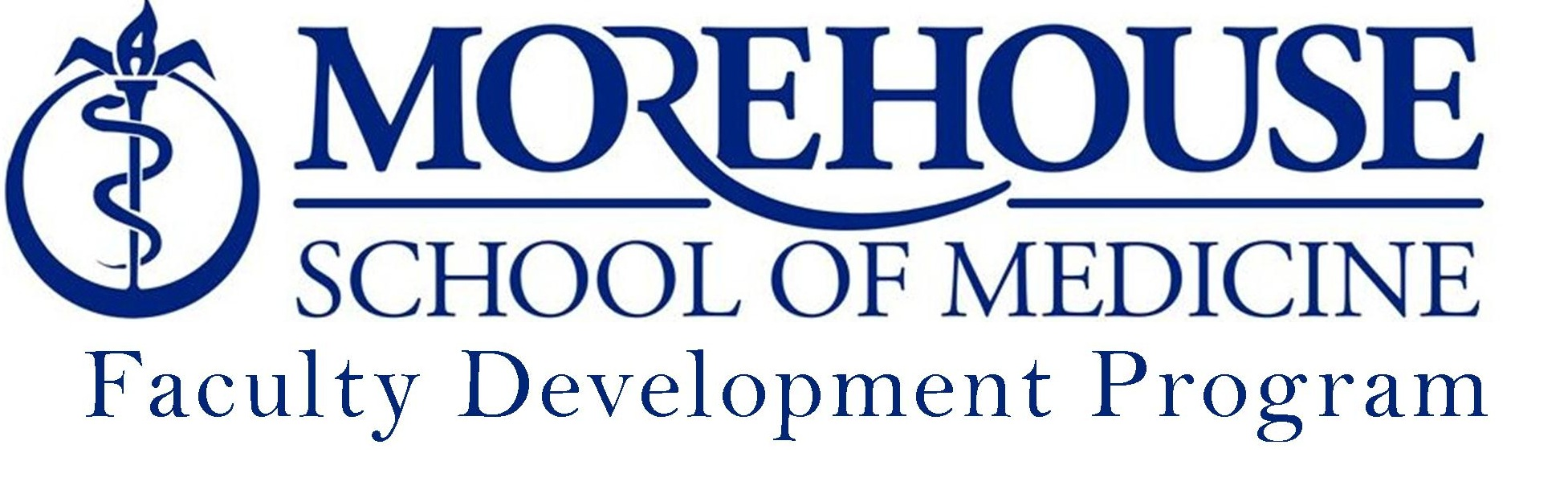 Morehouse Faculty Development logo 2
