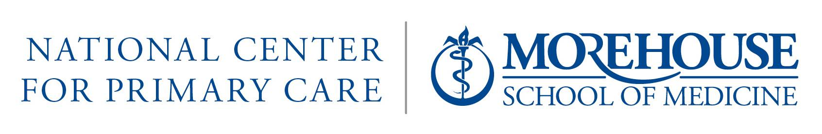 Morehouse School of Medicine National Center for Primary Care logo