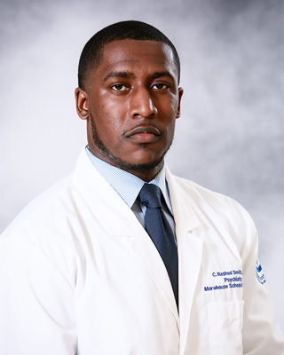 Christopher Rashad Smith, M.D