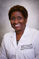 Marilyn G. Foreman, M.D., M.S.