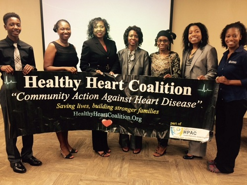 Healthy Heart Coalition honors MSM