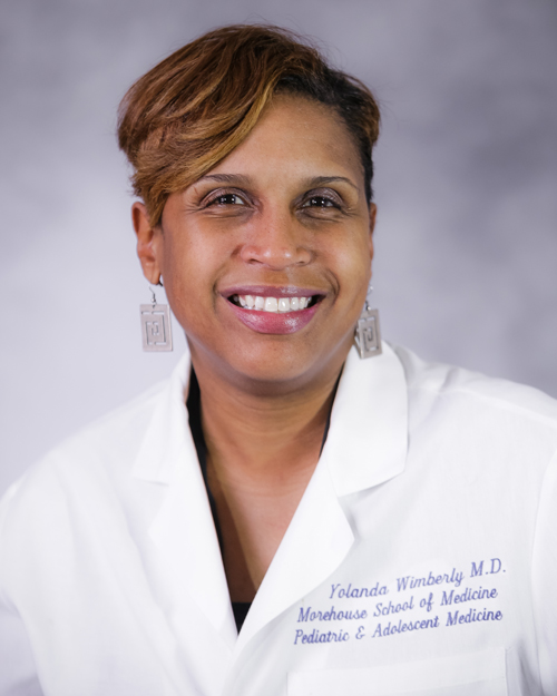 Yolanda Wimberly, M.D., MSc