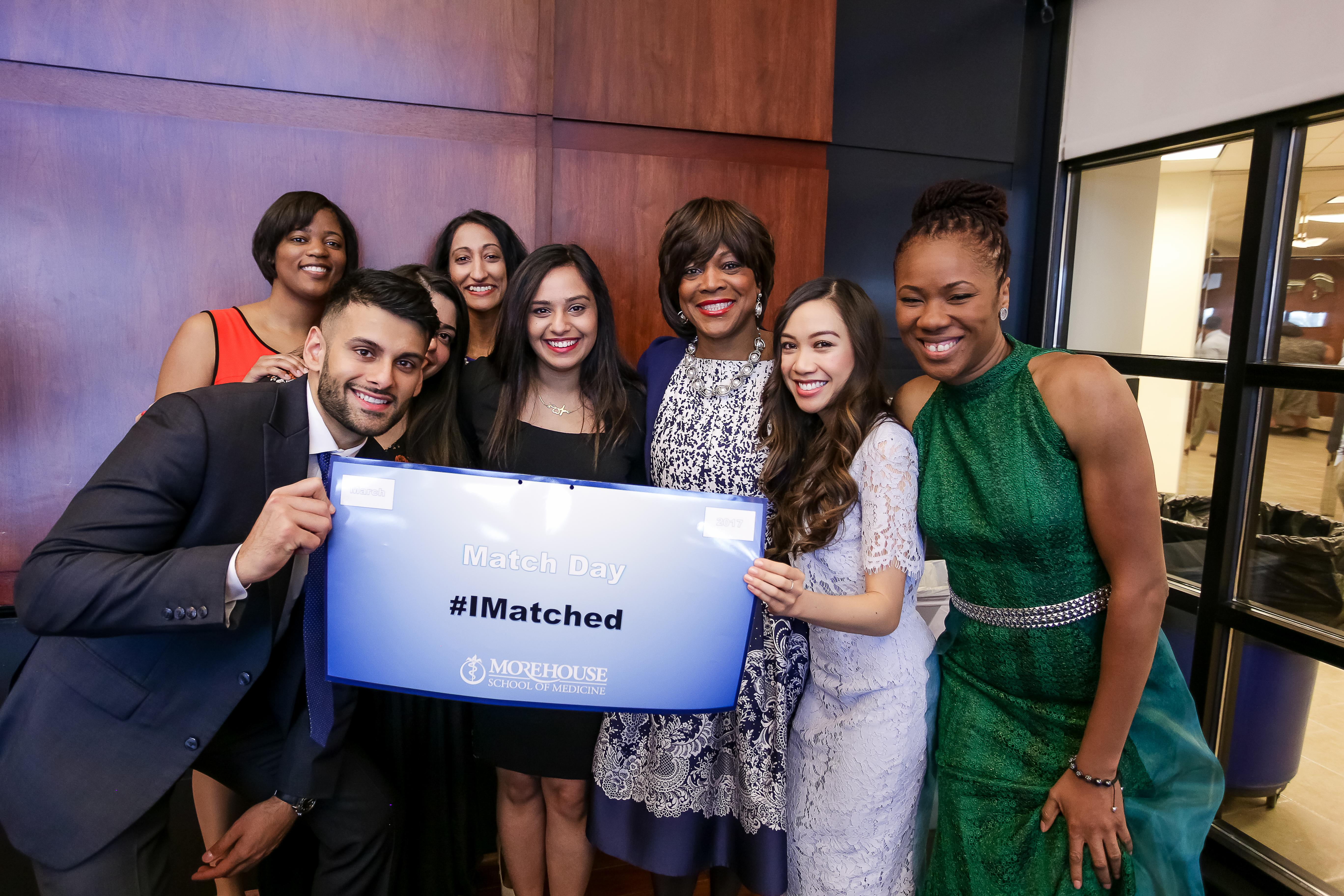 Morehouse School of Medicine Students Match at 100 Percent