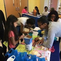 Agnes Jones Elementary Health Fair