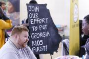 Georgia CAN provides information on how communities can take action to support changes needed to address issues facing Georgia's kids