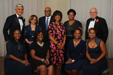 MSM Leadership at AAMC Awards Dinner