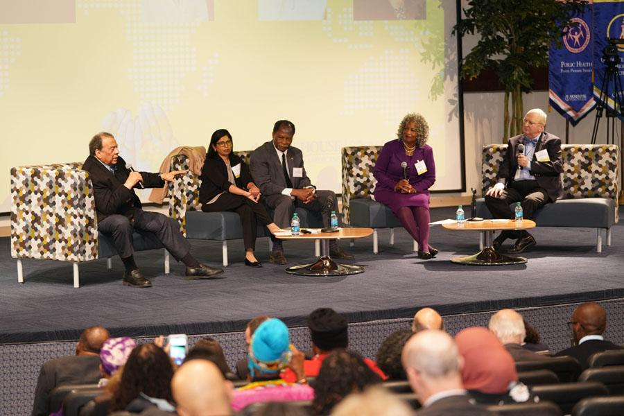 Global Health Equity: Envisioning the Future | Morehouse