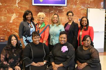 Morehouse School of Medicine's Office of Community Engagement partnered with the Suburban Atlanta Black Ladies