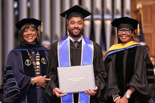 Morehouse School of Medicine 35th Commencement Ceremony