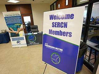 SECN Member signage