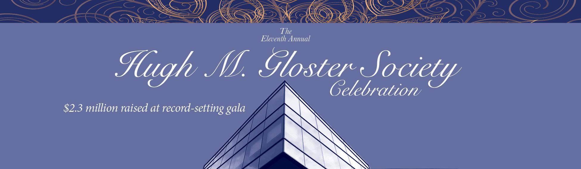 Gloster Society Celebration - $2.3 million raised at record-setting gala