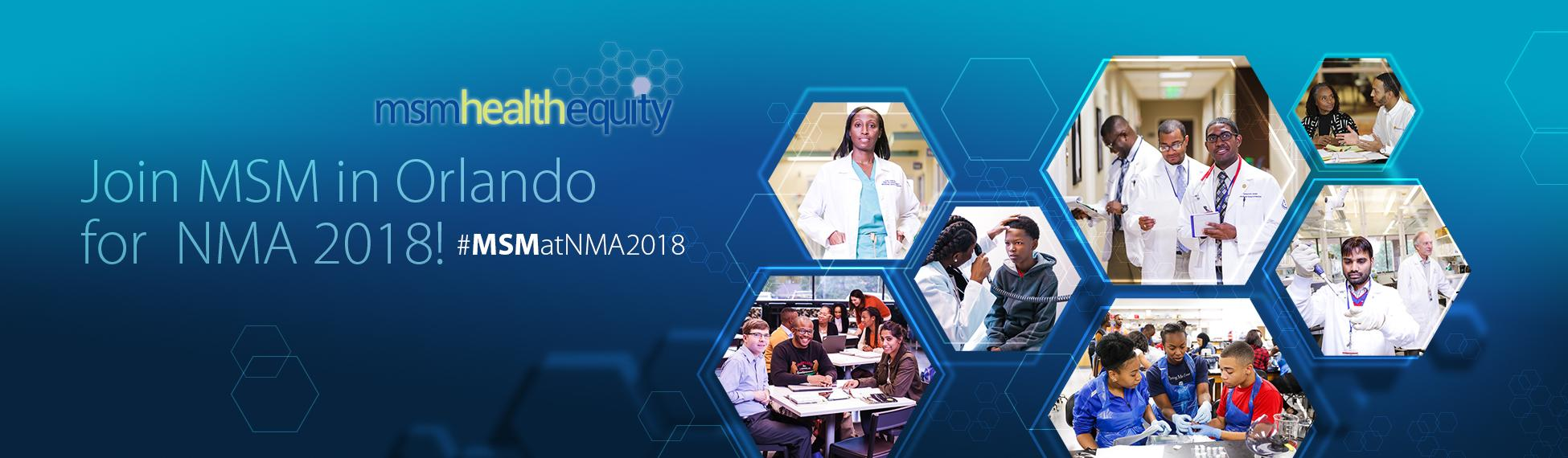 Join MSM in Orlando for NMA 2018!