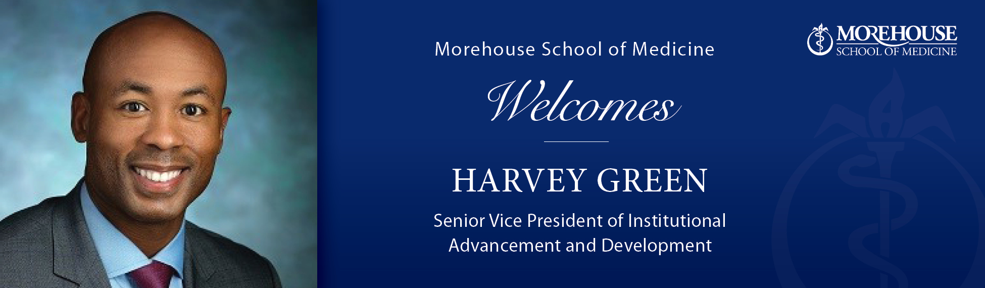 MSM Appoints Harvey Green as Senior Vice President of Institutional Advancement and Development