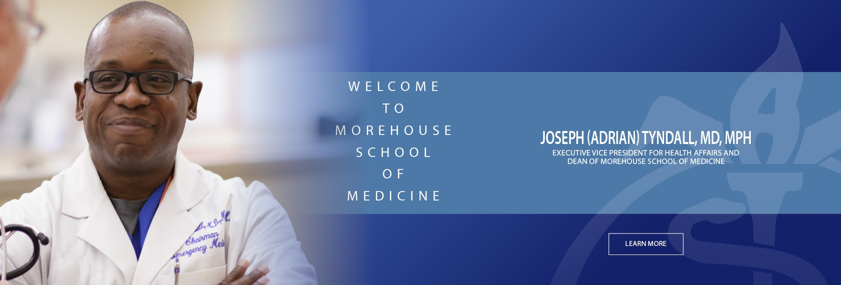 MSM Appoints Dr. Joseph A. Tyndall as Dean & EVP of Health Affairs