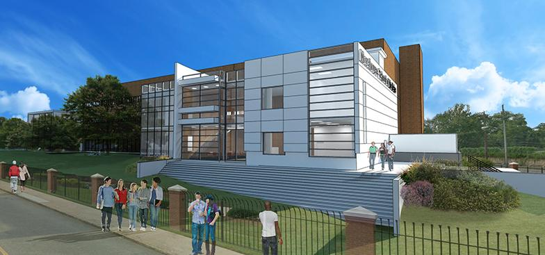 Academic Expansion – The Billye Suber Aaron Student Pavilion