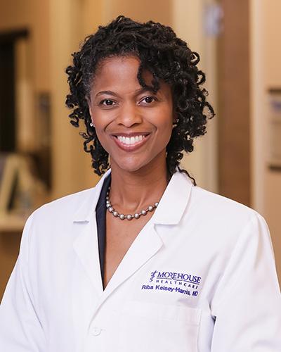 Dr. Riba Kelsey-Harris