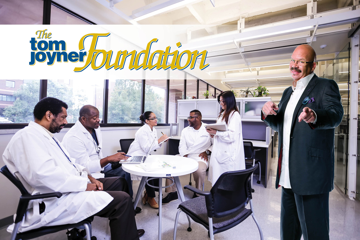 Morehouse School of Medicine is Tom Joyner May 2017 School