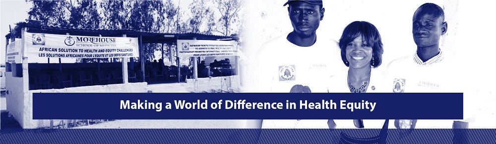 Pt. 1 - Making a World of Difference in Health Equity