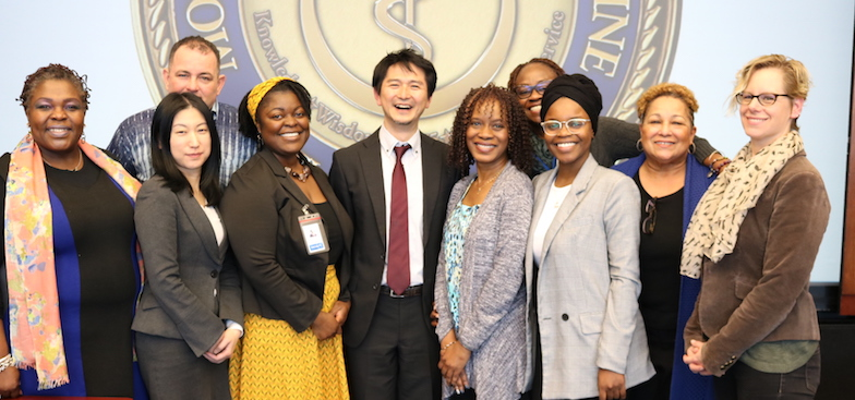 global health team