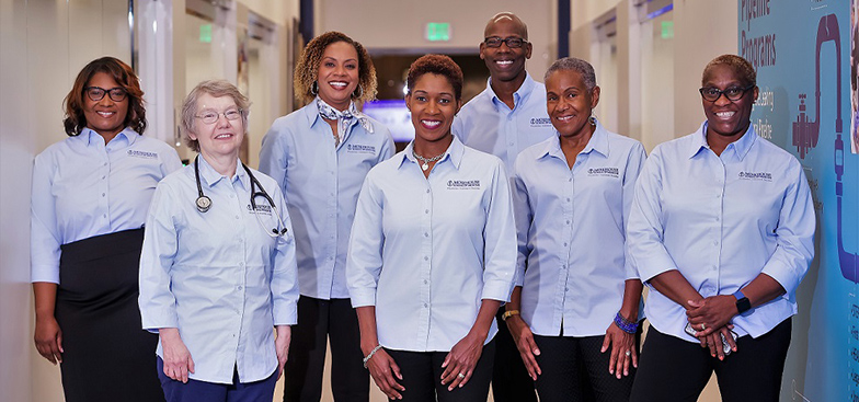 Physician Assistant program faculty and staff